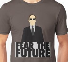 The Matrix - Agent Smith - Fear The Future Unisex T-Shirt