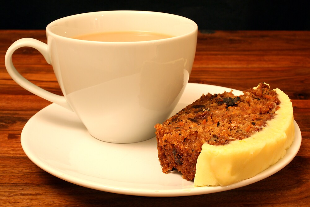 Afternoon Tea by Graham Ettridge