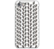 Tapir Pattern iPhone Case/Skin