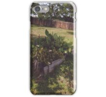 All aboard the cactus boat iPhone Case/Skin