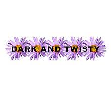 Dark and Twisty Photographic Print