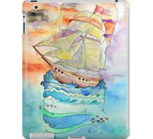 The Calm Below iPad Case/Skin