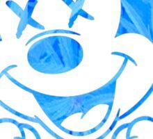 F#CK Blue Sticker