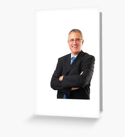 istock_businessman Greeting Card