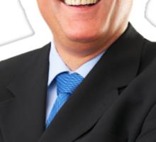 istock_businessman Sticker