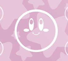 Retro Games: Kirby by EmuToons