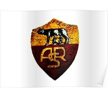 As Roma Poster