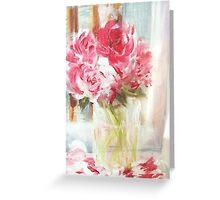 May Flower Still  Greeting Card