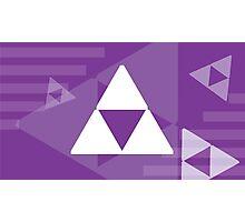Retro Games: Zelda Photographic Print