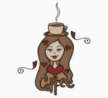 Coffee Head by Amy-lee Foley