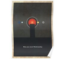 Movie Quote - 2001: A Space Odyssey Poster