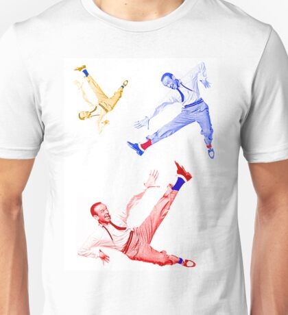 Jumping Fred Flash 1 Unisex T-Shirt