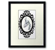 'Til Death...HIS Framed Print