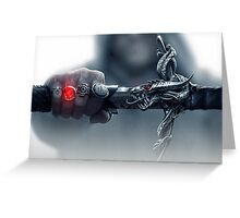 Dragon age Greeting Card