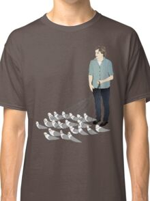 Camerons pet seagulls Classic T-Shirt