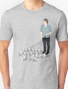 Camerons pet seagulls Unisex T-Shirt