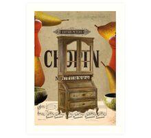 chopin nocturnes Art Print