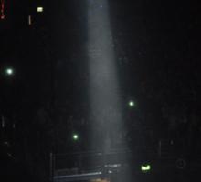 Usher Reaching for the Stars Sticker