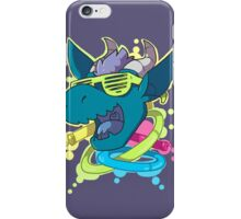 Rave Dragon iPhone Case/Skin