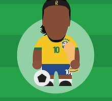 Ronaldinho by johnsalonika84