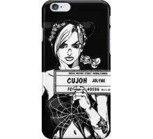 Jolyne Cujoh - Jojo's Bizarre Adventure iPhone Case/Skin