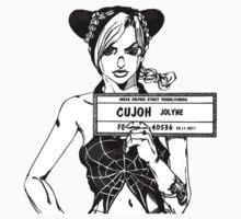 Jolyne Cujoh - Jojo's Bizarre Adventure by Dandyguy