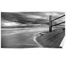 """Ocean Steps"", Anglesea,Great Ocean Road,Australia.  Poster"