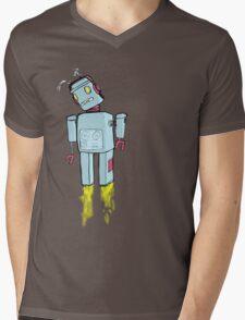 Scrap Metal Mens V-Neck T-Shirt