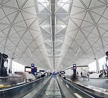 Hong Kong International Airport by Tommy Au