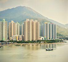 Tung Chung Bay by Tommy Au