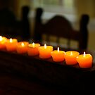 Antique Candleholder by MaupinPhoto