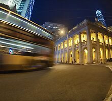 Legislative Council Building by Tommy Au