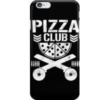 Pizza Club iPhone Case/Skin