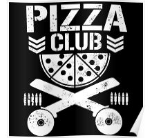 Pizza Club Poster