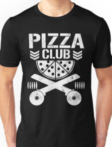 Pizza Club Unisex T-Shirt