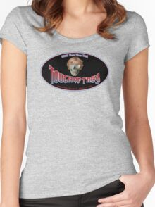 Touch of Trey-Chicago Women's Fitted Scoop T-Shirt