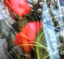 Bouquet with red roses 2 by AnnArtshock