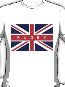 Rugby UK Flag T-Shirt