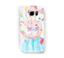 Color with happiness Samsung Galaxy Case/Skin