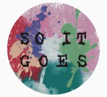 so it goes by Maeghan Thomas