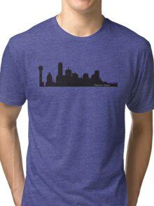 Dallas, Texas Tri-blend T-Shirt