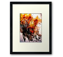Nobody Knows How... Framed Print