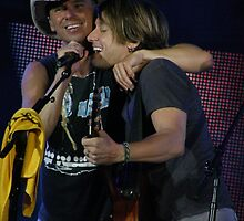 Kenny Chesney & Keith Urban - Heinz Field - 6/14/08 by Angela Lance