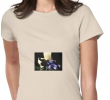 Spring Shadows  Womens Fitted T-Shirt
