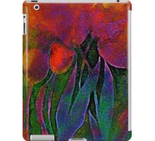 Species..Tulipa... iPad Case/Skin