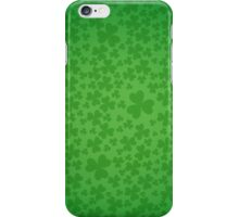Green Luck iPhone Case/Skin