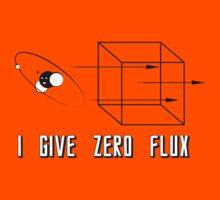I give zero flux by chrispocetti