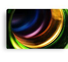 Abstract Macro #101 Canvas Print