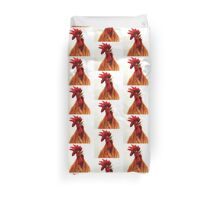 Crowing Duvet Cover