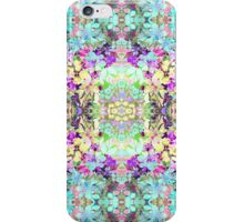 Watercolor Floral iPhone Case/Skin